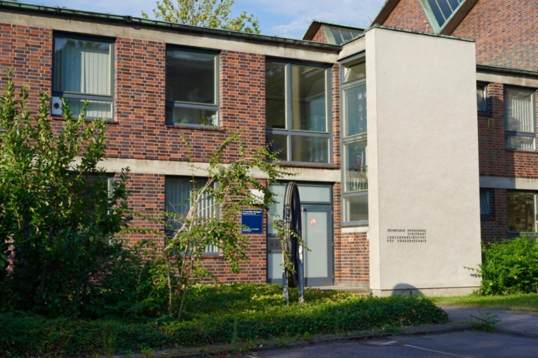 Das IFT-Gebäude in der Holzgartenstraße 15 B